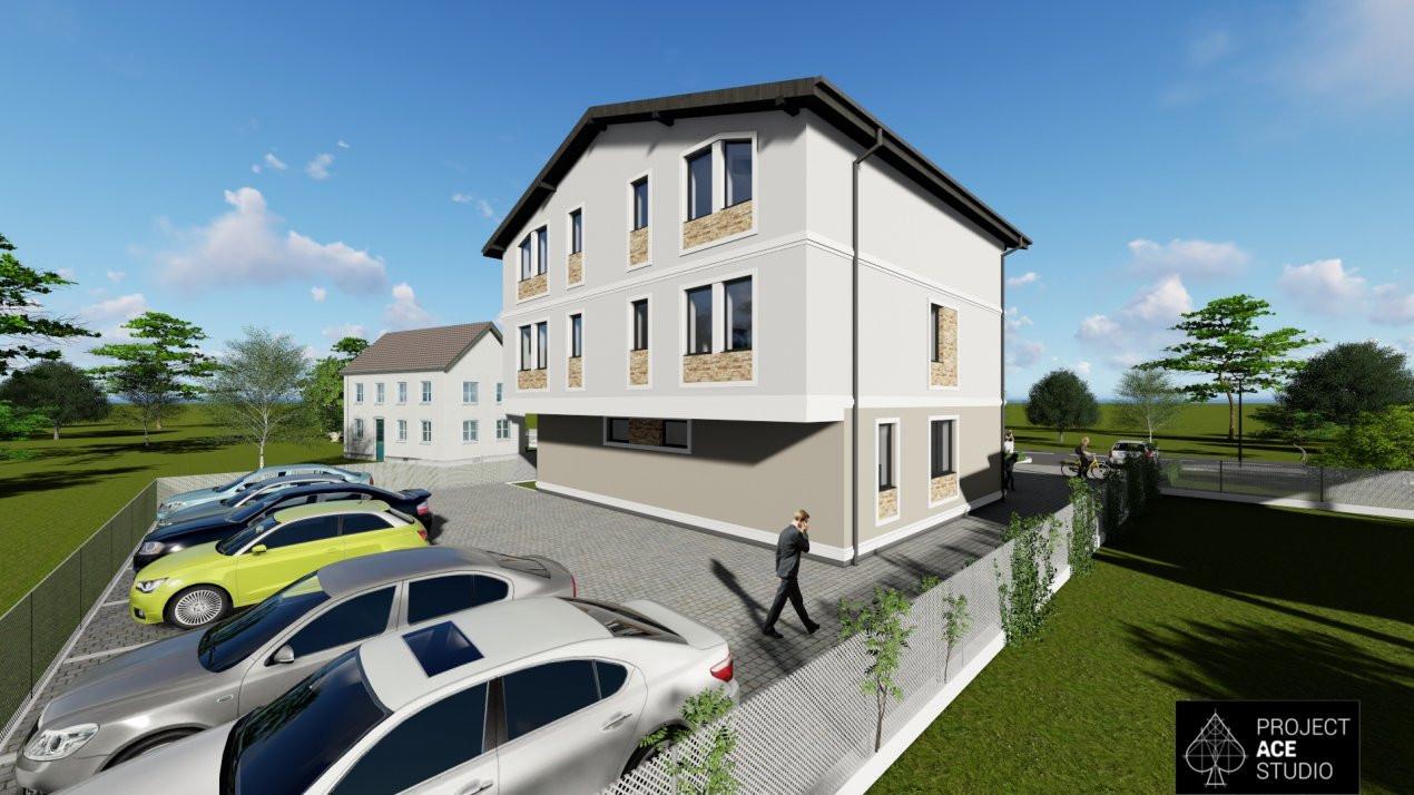 Apartament nou, 2 camere, decomandat, etaj 1, Giroc  - V1872 3