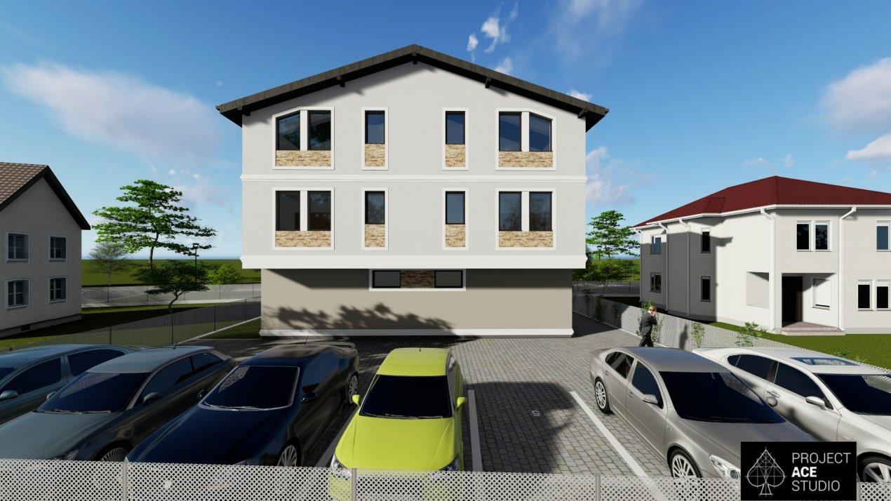 Apartament nou, 2 camere, decomandat, etaj 1, Giroc  - V1872 4