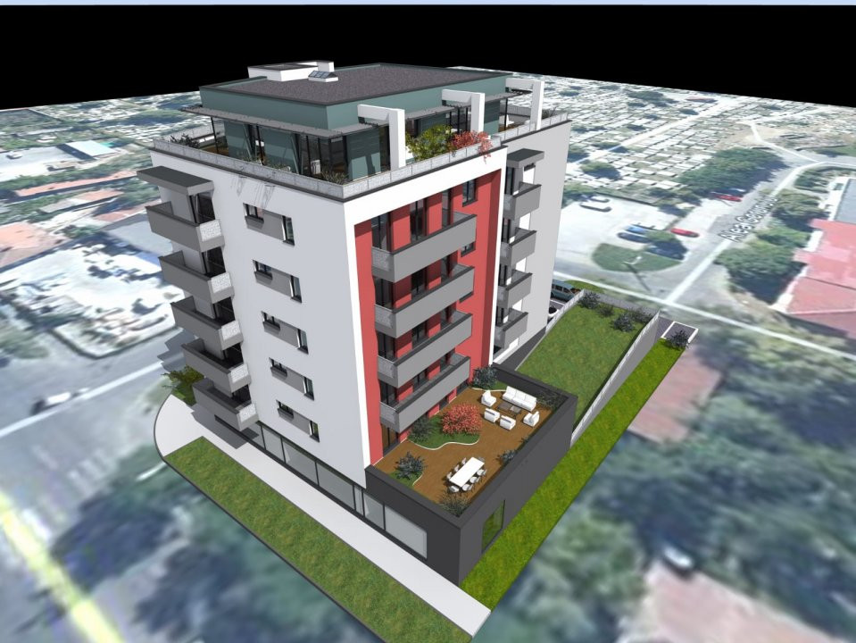 Apartament nou, 2 camere, etaj 3, Sagului - V1883 2