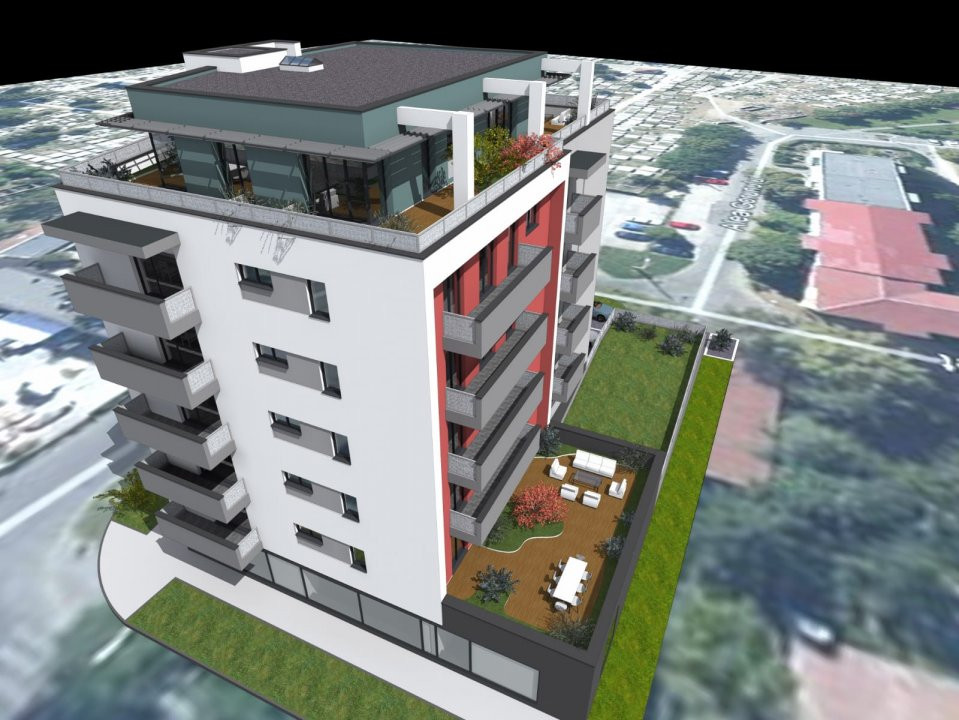 Apartament nou, 3 camere, decomandat, etaj3, Sagului - V1884 3