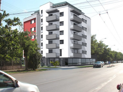 Apartament nou, 3 camere, decomandat, etaj3, Sagului - V1885