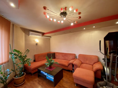 Apartament cu 3 camere, centrala proprie, Soarelui - V1716