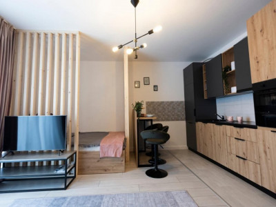 DIRECT DEZVOLTATOR - Braytim, Apartament cu o camera - 36MP - PARTER
