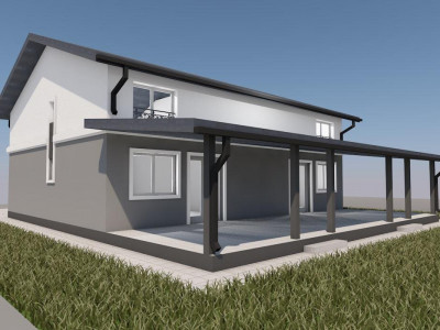 Duplex Mosnita Noua cu Pozitionare Bună