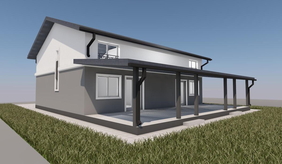 Duplex Mosnita Noua cu Pozitionare Bună 1