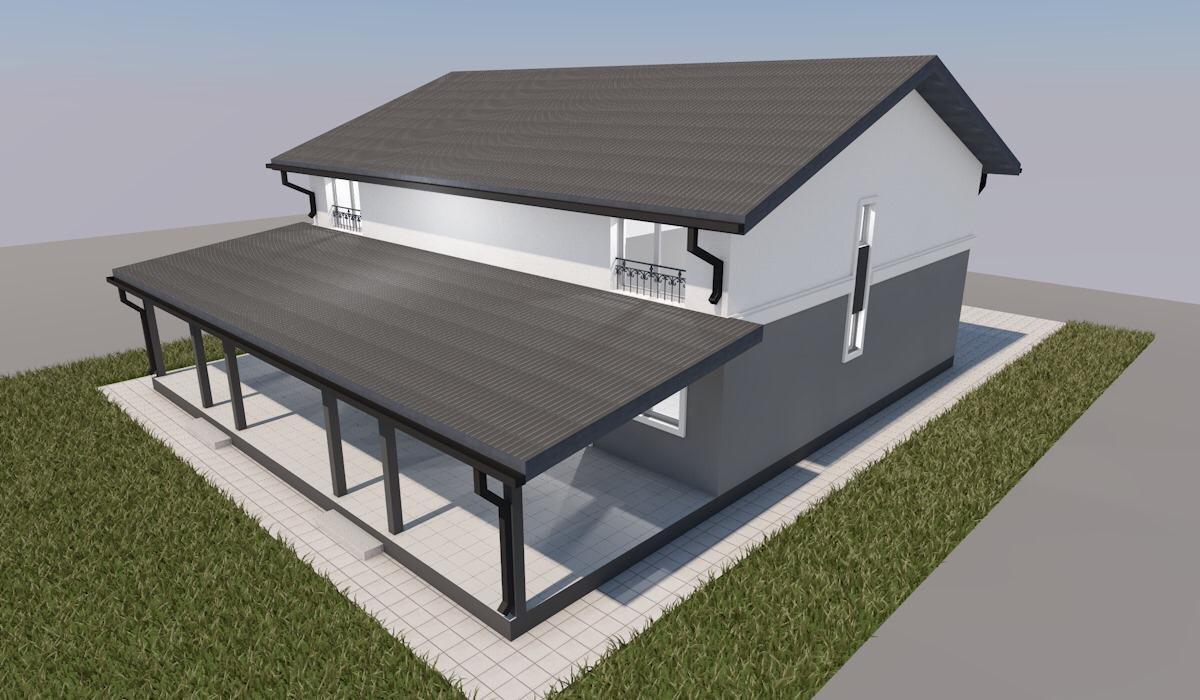 Duplex Mosnita Noua cu Pozitionare Bună 2