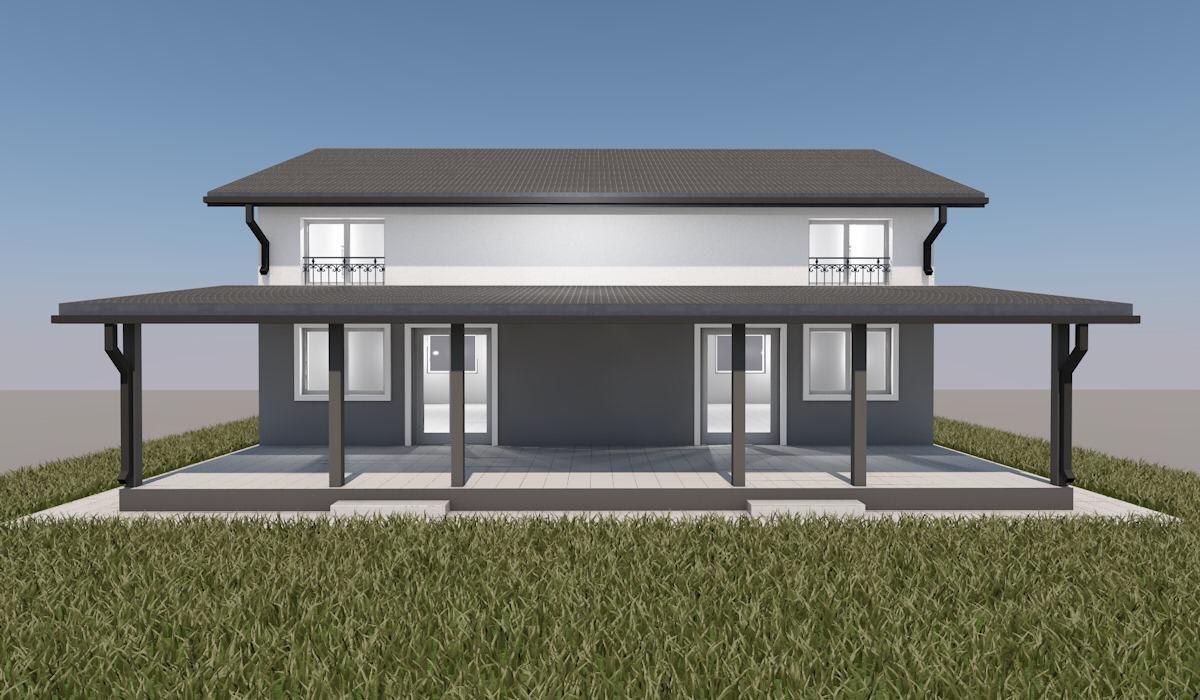 Duplex Mosnita Noua cu Pozitionare Bună 4