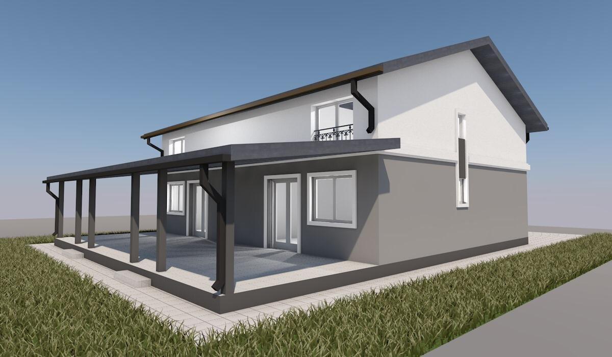 Duplex Mosnita Noua cu Pozitionare Bună 5