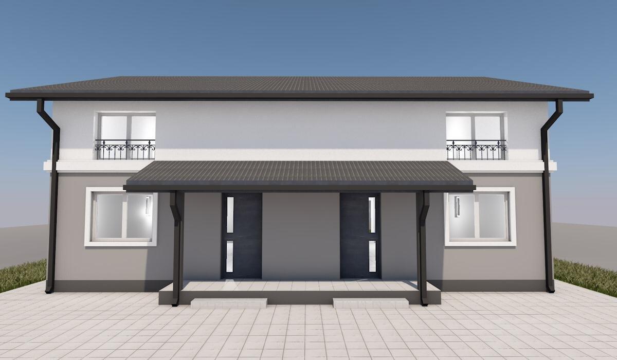 Duplex Mosnita Noua cu Pozitionare Bună 6