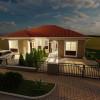 Casa tip duplex 3 camere, de vanzare,  Dumbravita zona lac - ID V406 thumb 4