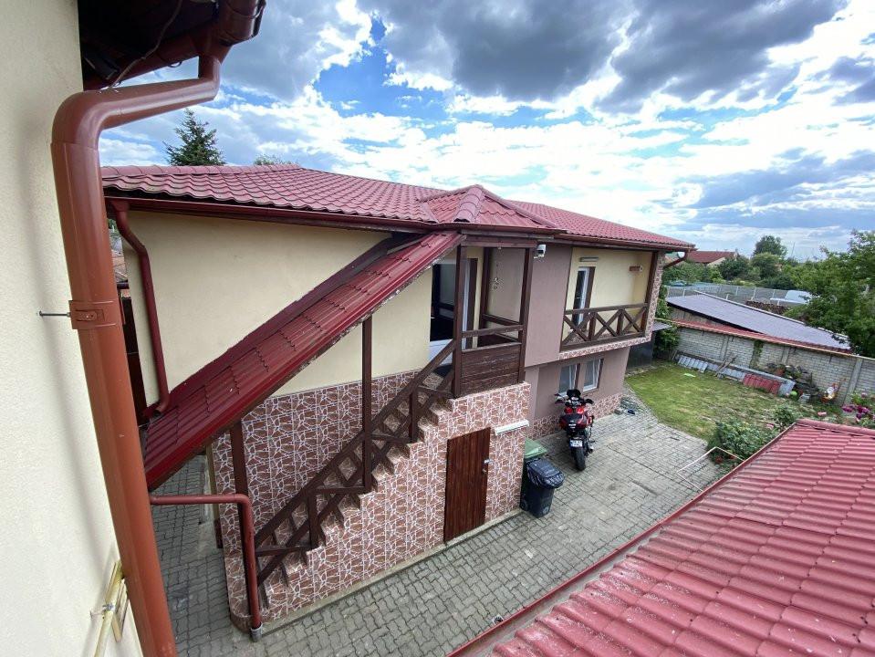 Casa individuală Mosnița Nouă + 2 Apartamente Zonă Centrală 5