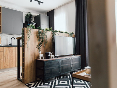 DIRECT DEZVOLTATOR - Braytim, Apartament cu o camera - 34MP - ETAJ 2