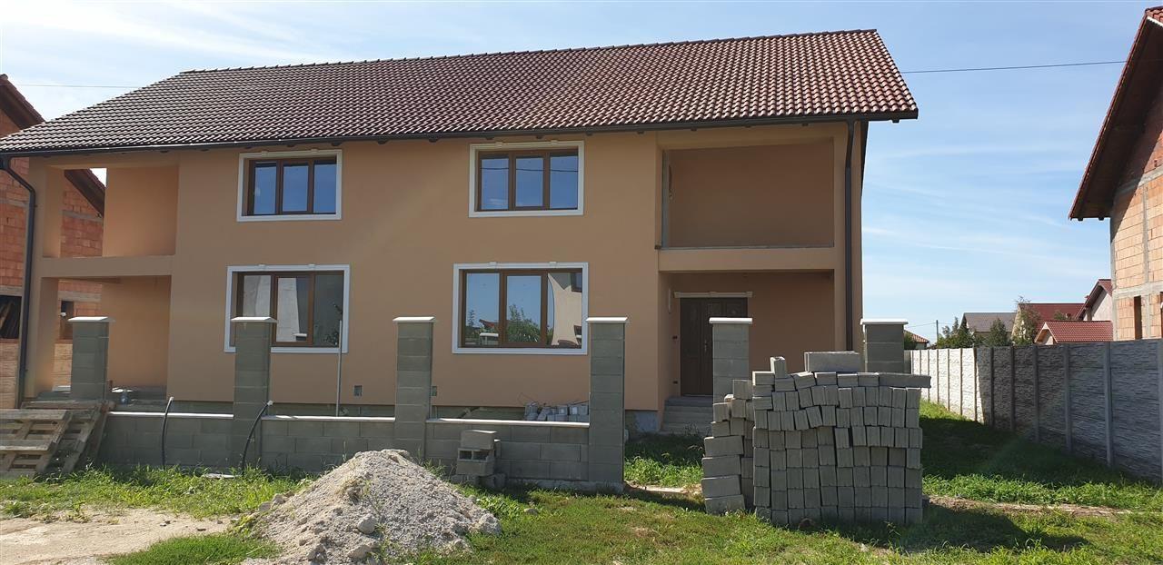Duplex 5 camere de vanzare Mosnita Noua - ID V446 2