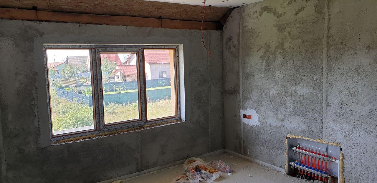 Duplex 5 camere de vanzare Mosnita Noua - ID V446 10