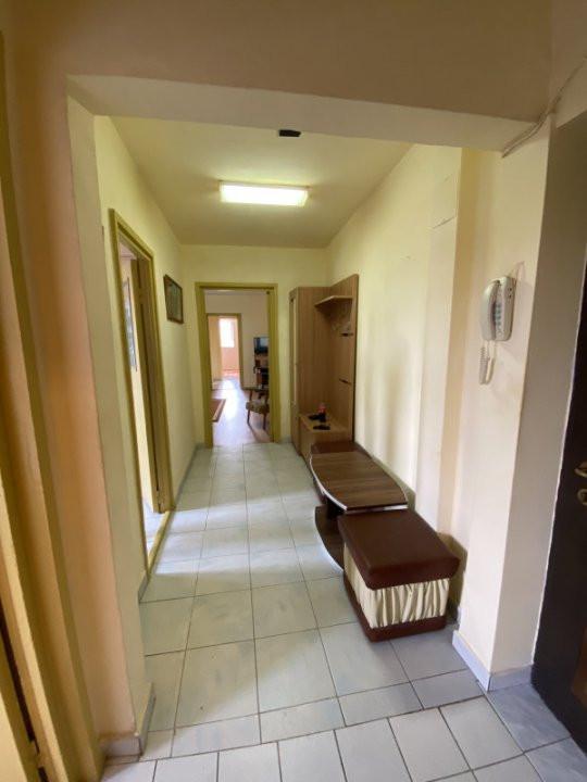 Apartament cu 3 camere, semidecomandat, de vanzare, in Timisoara, zona Dacia. 15