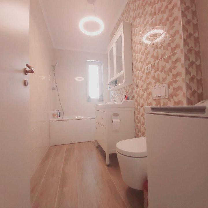 Confortul unei case in apartamentul cu 3 camere, gradina de 60 mp, Cora- V2032 6