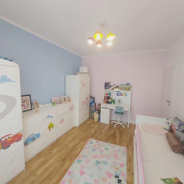 Confortul unei case in apartamentul cu 3 camere, gradina de 60 mp, Cora- V2032 16