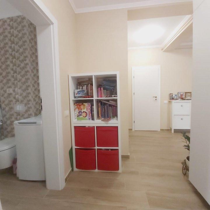 Confortul unei case in apartamentul cu 3 camere, gradina de 60 mp, Cora- V2032 20