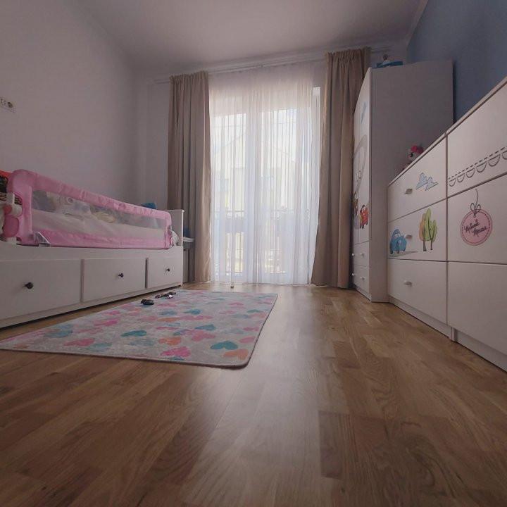 Confortul unei case in apartamentul cu 3 camere, gradina de 60 mp, Cora- V2032 22