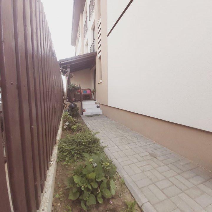 Confortul unei case in apartamentul cu 3 camere, gradina de 60 mp, Cora- V2032 26