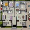 Apartament Penthouse - 3 camere Giroc - ID V395 thumb 2