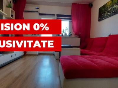 Apartament 2 camere, decomandat, Comision 0%, zona Dambovita - V2167