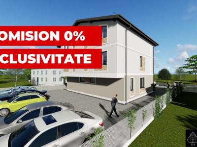 Apartament 2 camere, decomandat, etaj 1, comision 0%, Giroc  - V2184
