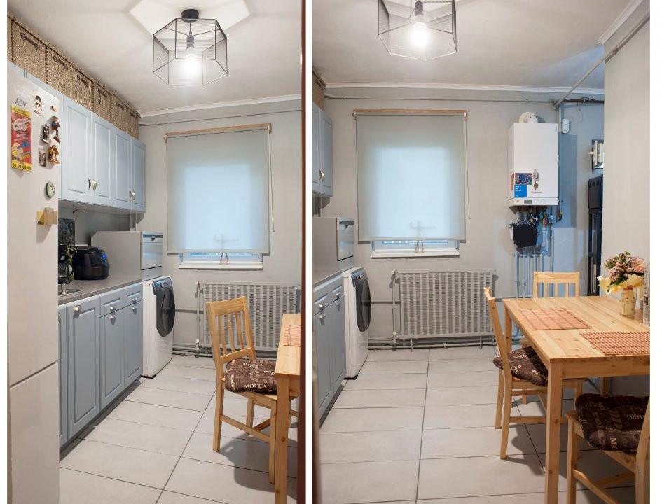Apartament 2 camere, semidecomandat, parter, zona Sagului - V2193 7
