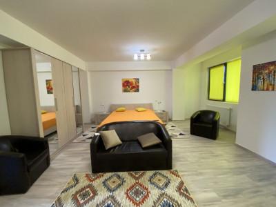 Apartament cu 1 camera, semidecomandat, de inchiriat, in Timisoara.