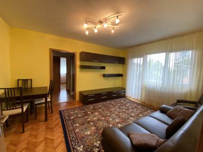 Apartament cu 2 camere, semidecomandat, de inchiriat, in Timisoara.