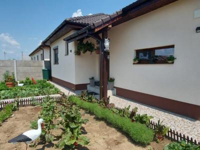 Casa individuala, parter + pod, Sag-zona Manastire - V2221