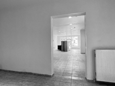 De inchiriat- Showroom, spatiu depozitare si birouri, Simion Barnutiu - C2319