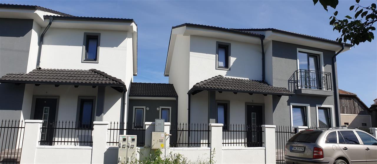 Casa tip duplex 4 camere de vanzare Mosnita Noua - ID V442 1