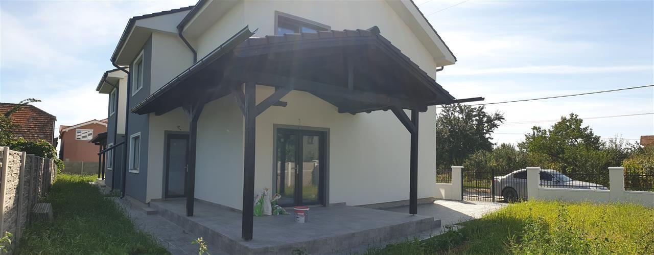 Casa tip duplex 4 camere de vanzare Mosnita Noua - ID V442 2