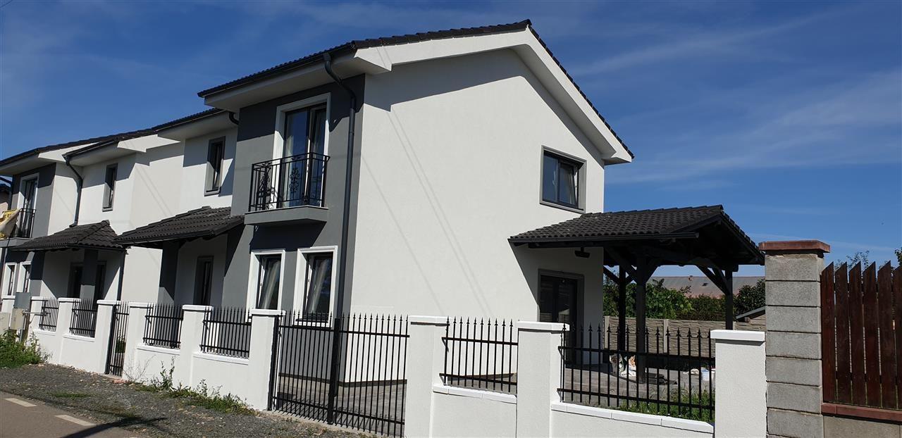 Casa tip duplex 4 camere de vanzare Mosnita Noua - ID V442 3
