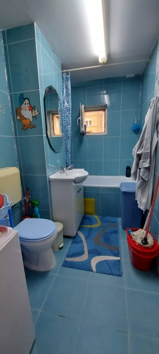 Apartament 3 camere, etaj 3/4, complet utilat si mobilat, zona Dambovita - V2351 4
