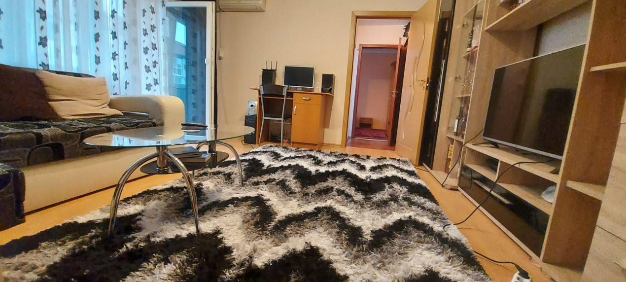 Apartament 3 camere, etaj 3/4, complet utilat si mobilat, zona Dambovita - V2351 5