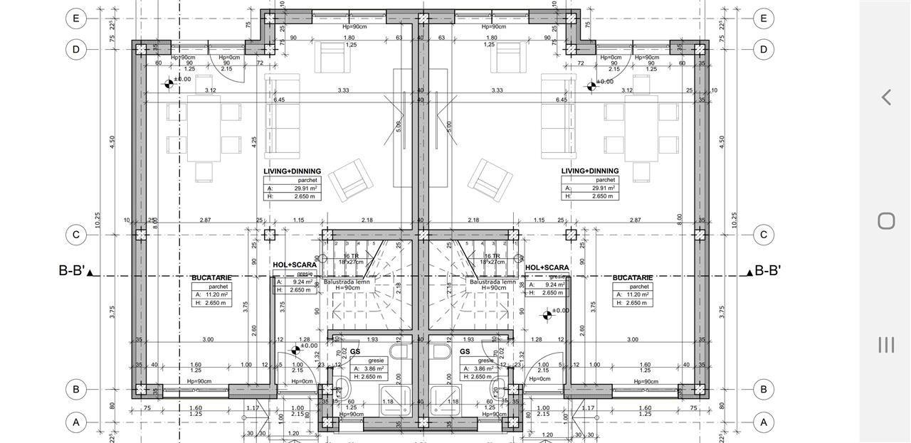 Casa tip duplex 4 camere de vanzare Mosnita Noua - ID V359 5