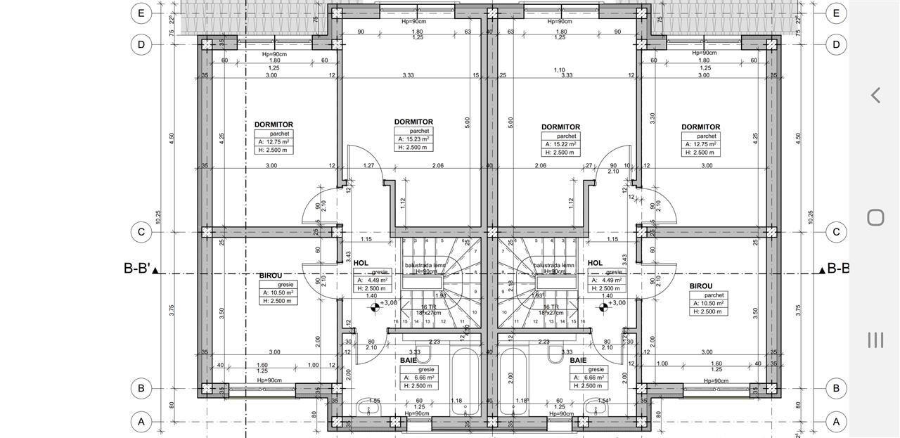 Casa tip duplex 4 camere de vanzare Mosnita Noua - ID V359 6