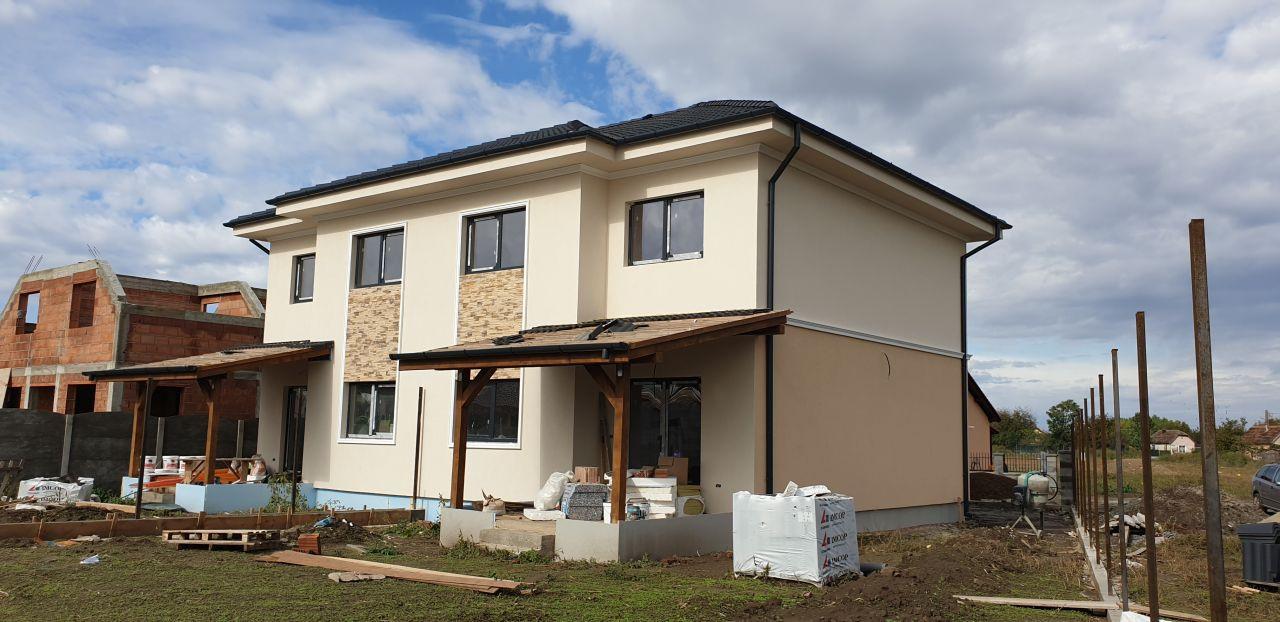 Casa tip duplex 4 camere de vanzare Mosnita Noua - ID V359 3