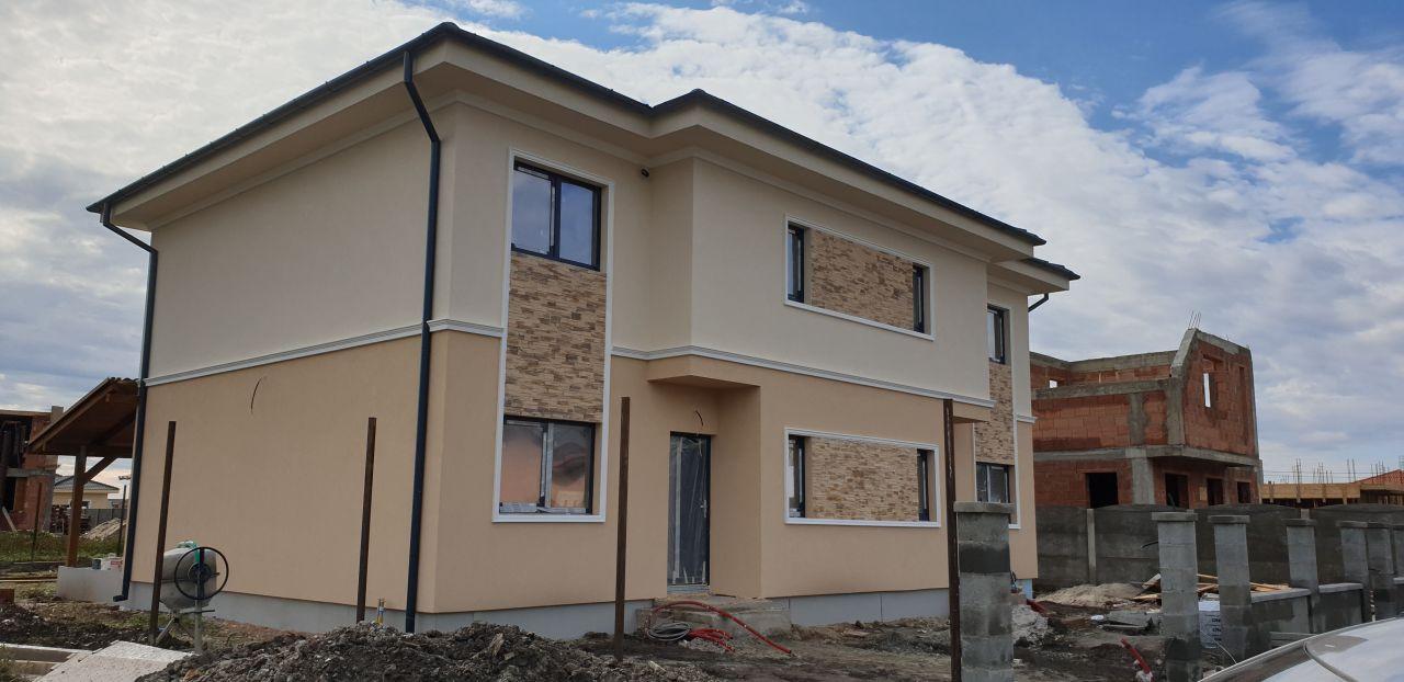 Casa tip duplex 4 camere de vanzare Mosnita Noua - ID V359 4