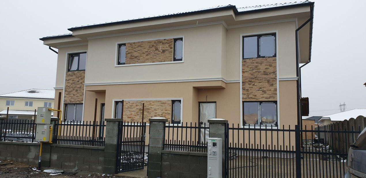 Casa tip duplex 4 camere de vanzare Mosnita Noua - ID V359 1