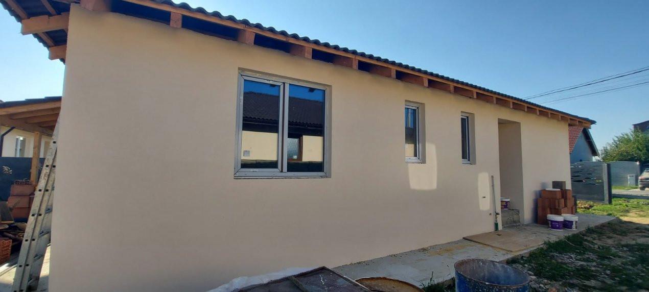 Casa individuala, parter+pod, zona Manastire, Sag  - V2370 1