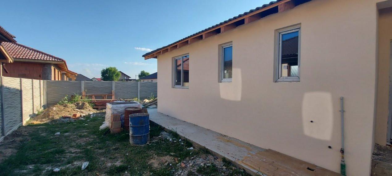 Casa individuala, parter+pod, zona Manastire, Sag  - V2370 2