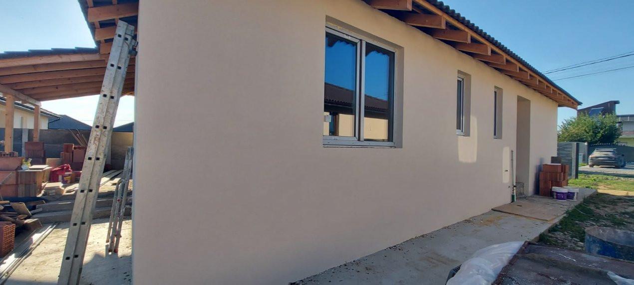 Casa individuala, parter+pod, zona Manastire, Sag  - V2370 3