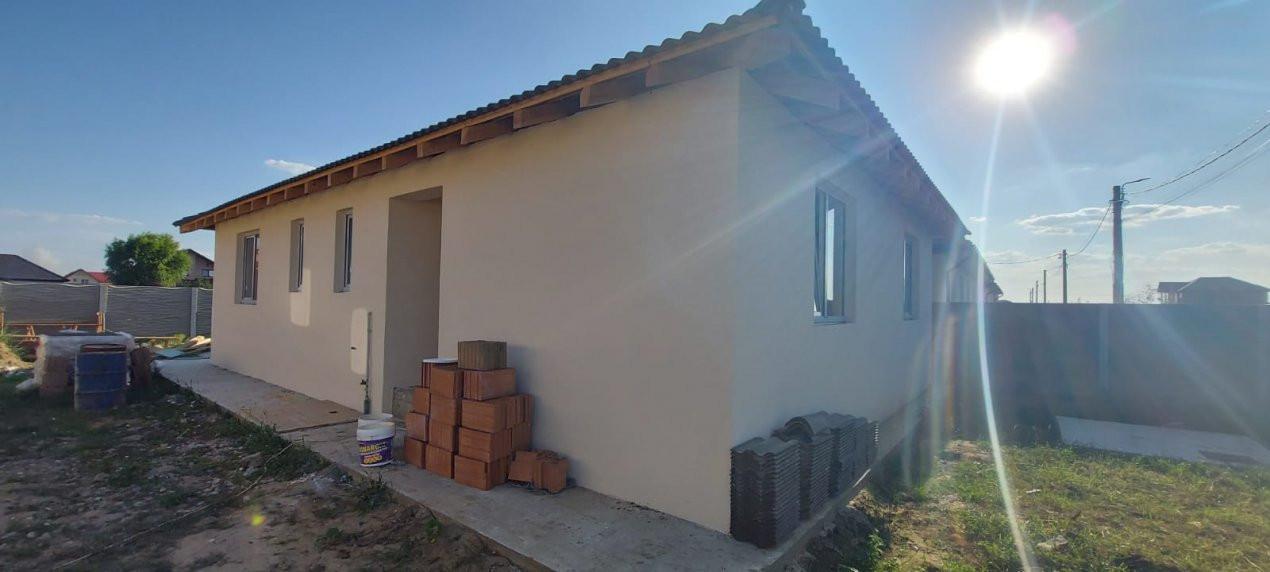 Casa individuala, parter+pod, zona Manastire, Sag  - V2370 4