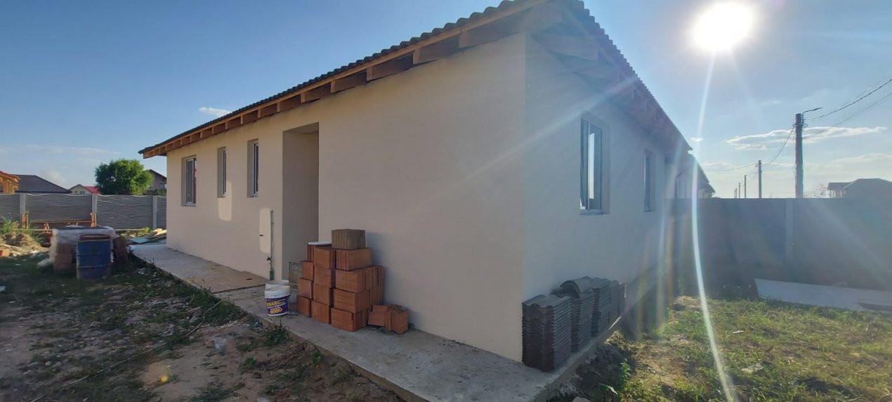 Casa individuala, parter+pod, zona Manastire, Sag  - V2370 5
