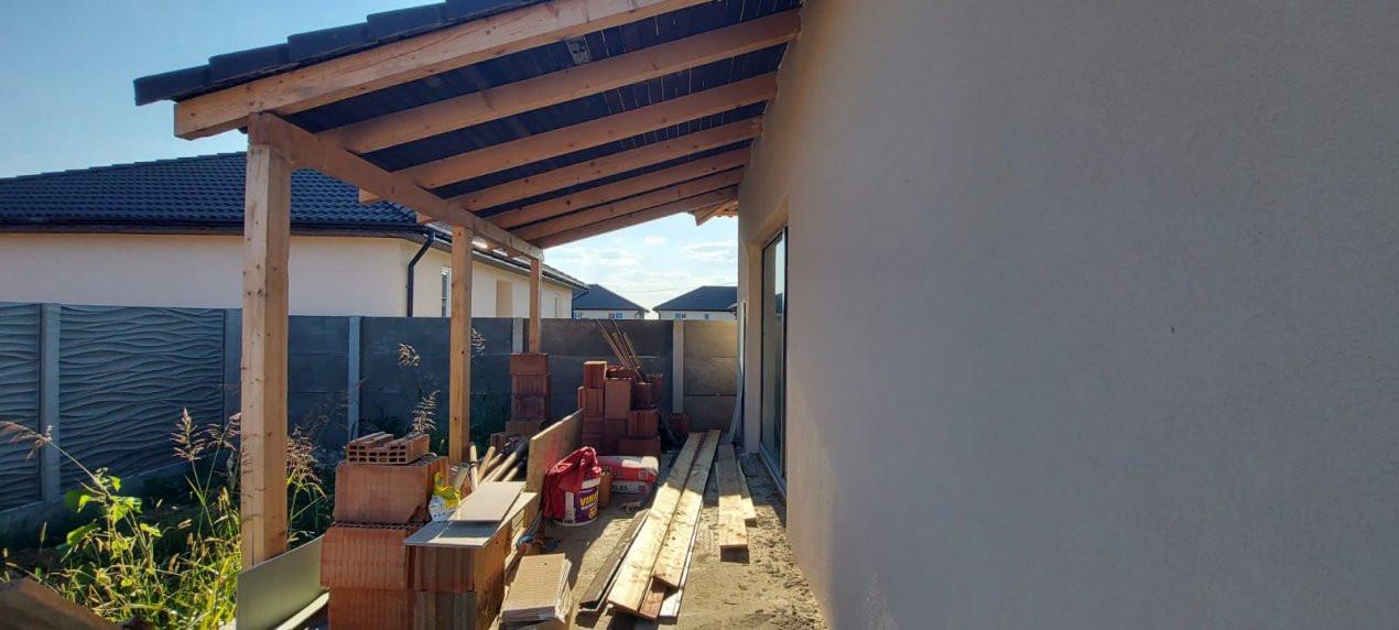 Casa individuala, parter+pod, zona Manastire, Sag  - V2370 6