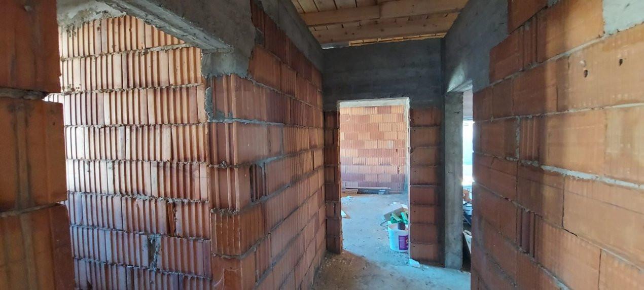 Casa individuala, parter+pod, zona Manastire, Sag  - V2370 7