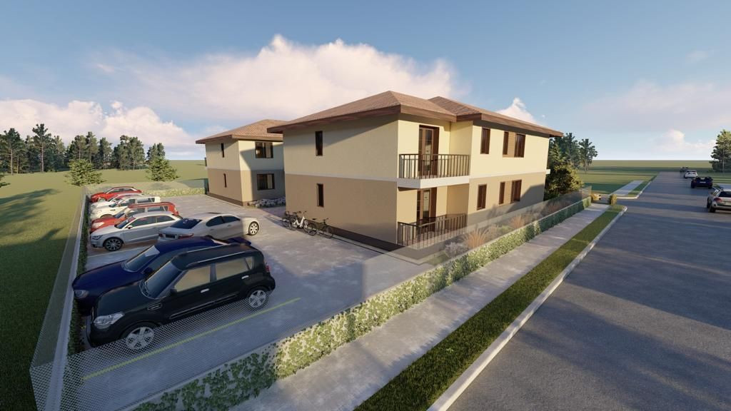 Apartament 1 camera de vanzare Giroc - ID V354 5